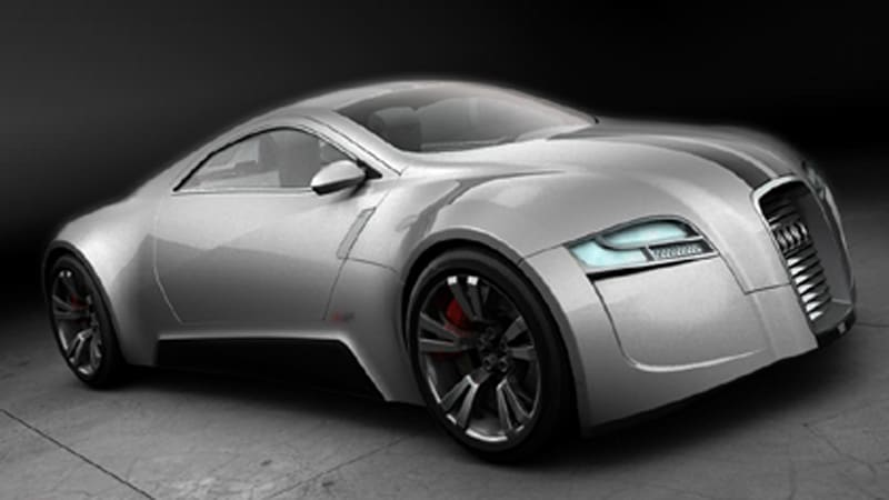 Not Much Is Known About This All Electric Audi Concept Called The R Zero  Except That Itu0027s The Brain Child Of Three Design Student: Pierre Olivier