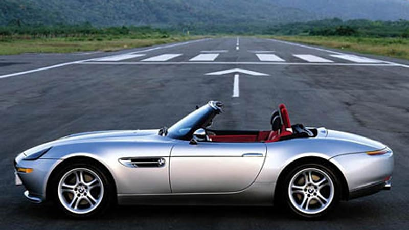 Bmw Closer To A Decision On The 2010 Z8 Autoblog