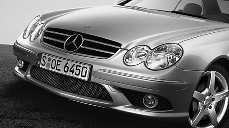 2007 mercedes benz clk 550 gets new motor autoblog for 2007 mercedes benz clk