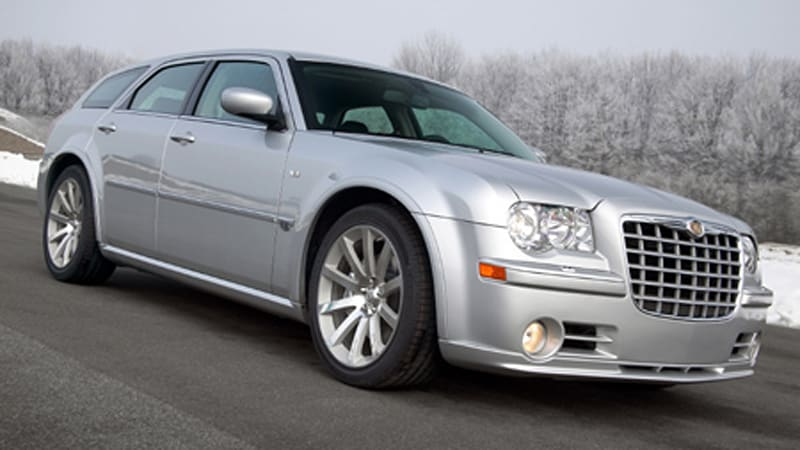 300c srt8 top speed