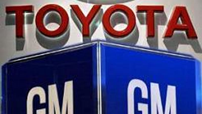 According To Businessweek Toyota Motor Company Is None Too Excited See Any Kind Of Partnership Between Renault Nissan And Gm