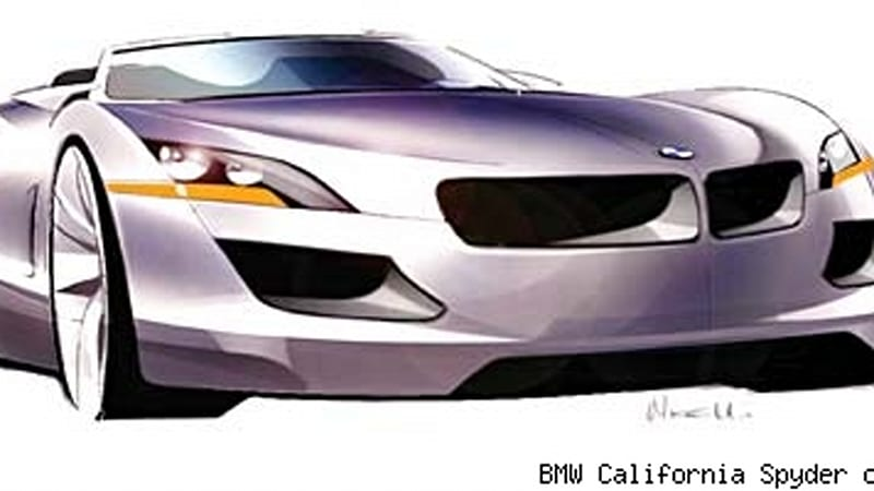 More News On Bmw S Z8 Successor Autoblog