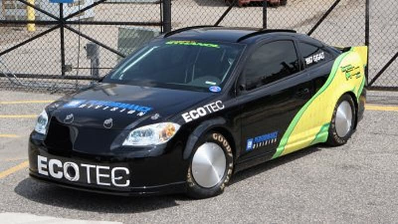 chevy cobalt aims to set e85 record at bonneville autoblog. Black Bedroom Furniture Sets. Home Design Ideas