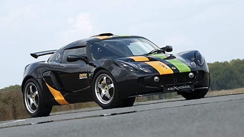 Green Speed: the Lotus Exige 265E - Autoblog