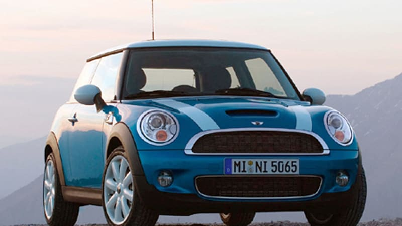 Bmw Officially Took The Wraps Off Its 2007 Mini Cooper And S Models Today We Ve Gathered All Of Official Info High Resolution