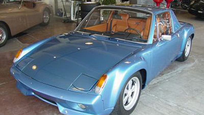 eBay Find of the Day: 1972 Porsche 916 - Autoblog