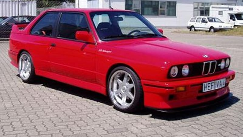 20th Anniversary Tuning Kit For Bmw E30 M3 Autoblog