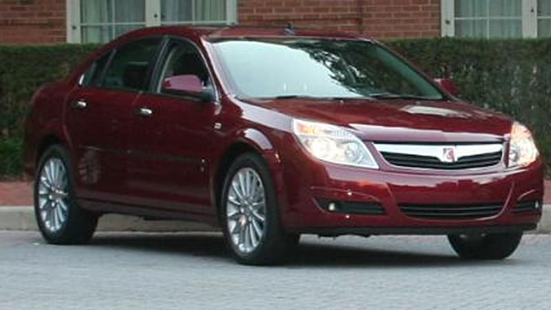The 2007 Saturn Aura Is A Critical Car For General Motors Gm Will Even Tell You That To Your Face It Represents Solid Break Towards
