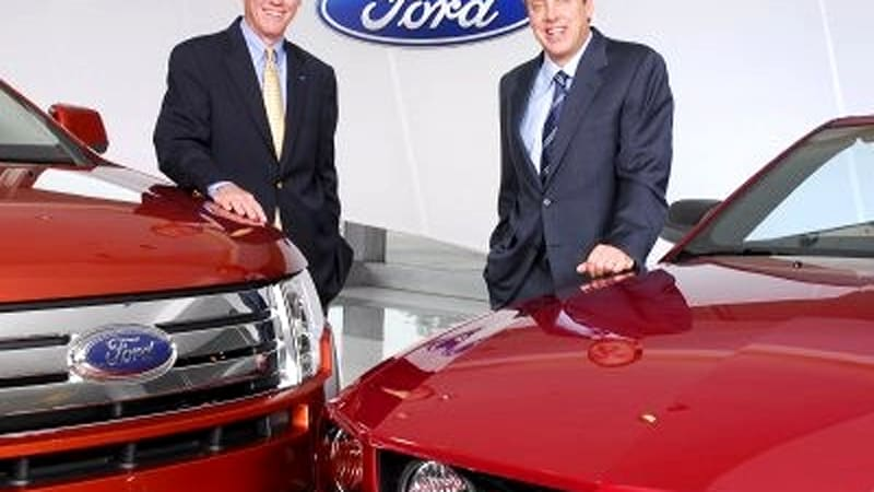 Jumpstart Ford Coalition Has Message For New Ford Boss
