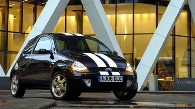 The Ford Ka Went On Sale September   Over The Last Ten Years Its Sold Over One Million Units In A Dizzying Array Of Trim Levels Special Models