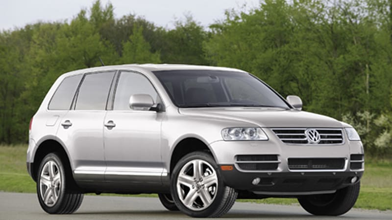touareg v10 tdi on sale now in u s autoblog. Black Bedroom Furniture Sets. Home Design Ideas