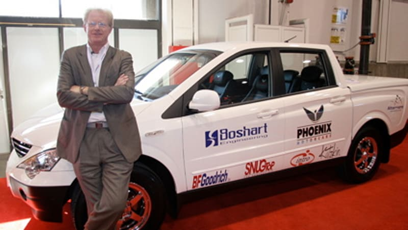 Sema Ed Begley Jr Says Can Help With Electric Vehicle S Image Problem