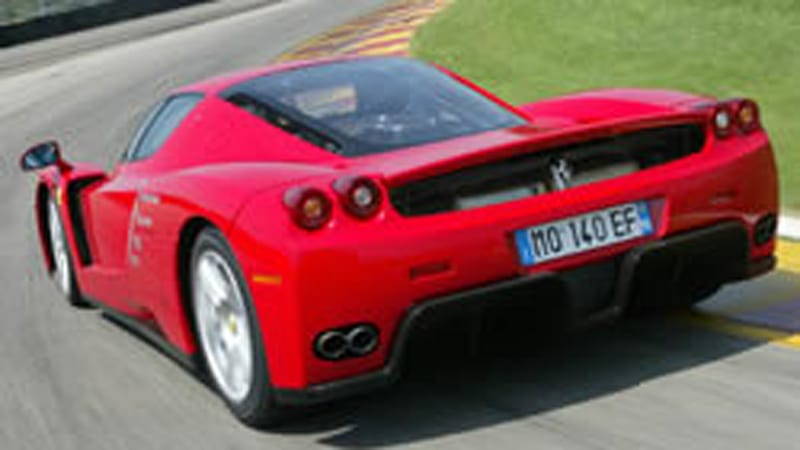 Another Enzo crashand this one\u0027s fatal