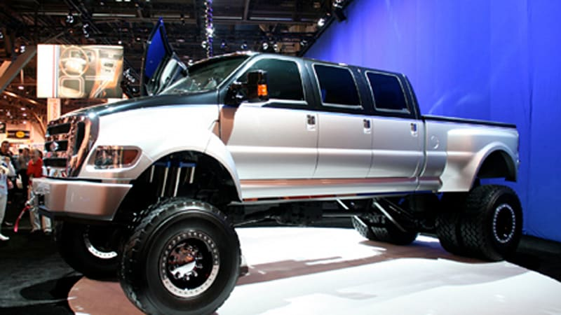 Sema Deberti Does An F 650 That S Just Not Right Autoblog