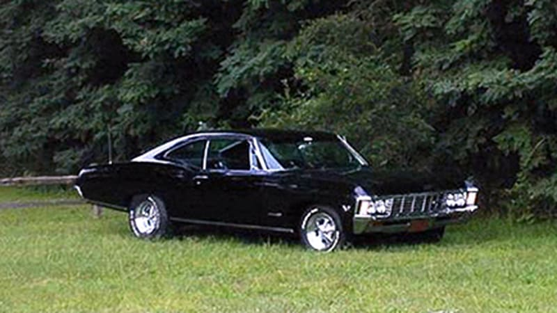 Rr Of The Day 67 Impala Ss Autoblog