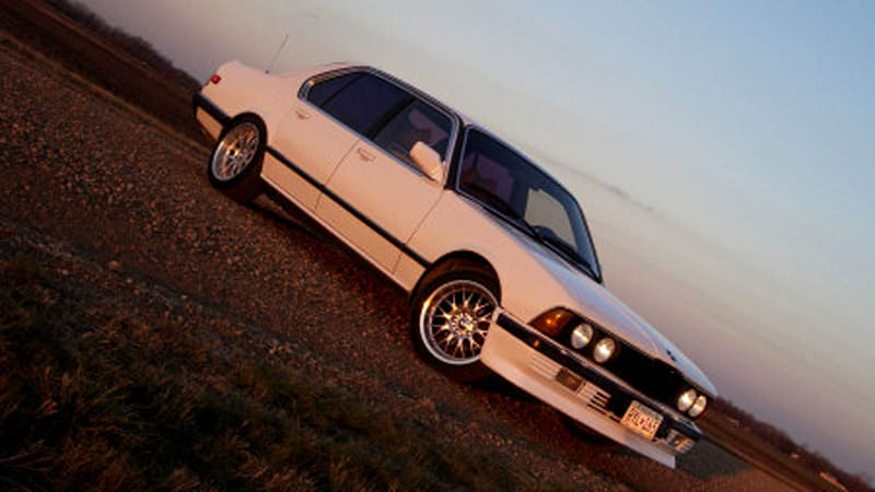 RR of the Day: 1984 BMW 745i Turbo | Autoblog