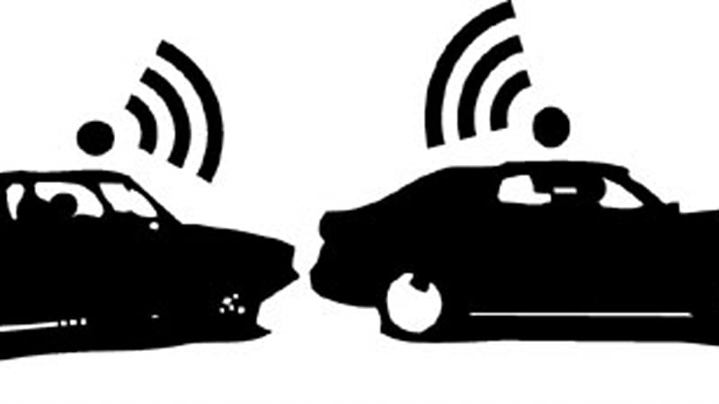 Car-to-car communication of the future - Autoblog