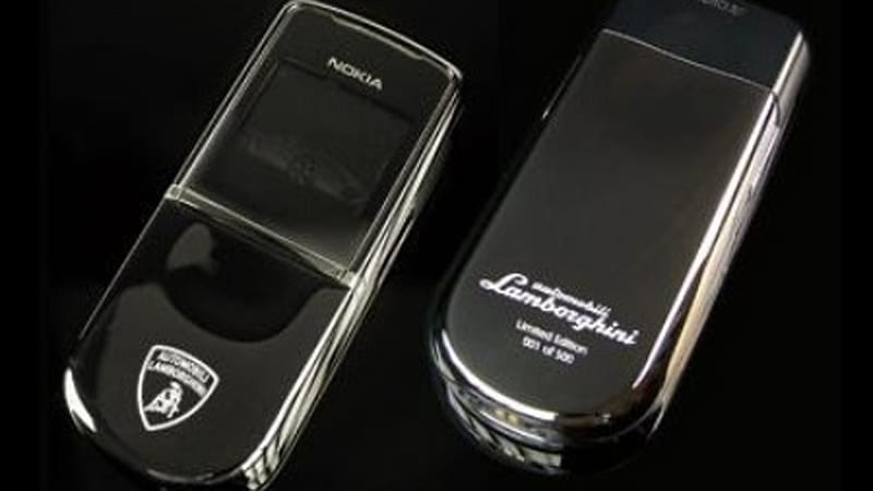 6afcd40aae8b7 For the Lamborghini owner on your Christmas gift list (we all have one,  don't we?), here's yet another branded item to make sure everyone knows who  left the ...