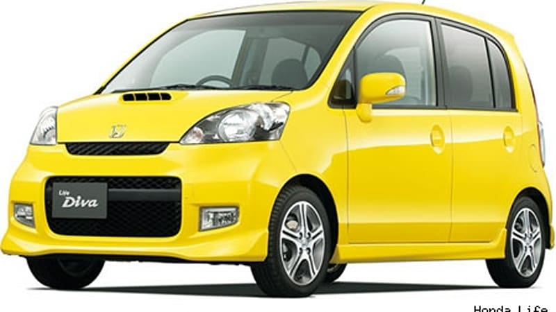Honda Has Increased Its Stake In Yachiyo Industry The Manufacturer Of Life And Zest Kei Cars To 5114 Previously They Held A 345 Share
