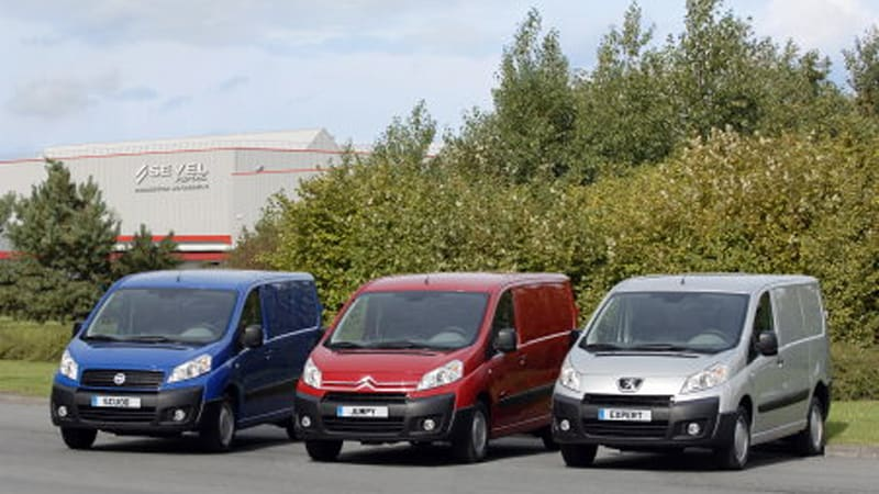 eea02a25ab Fiat and PSA Peugeot-Citroen have taken the wraps off their new  jointly-produced compact utility vans this week. The new Peugeot Expert