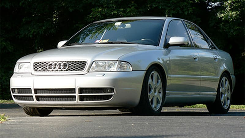 RR Of The Day Audi S Autoblog - 2001 audi s4