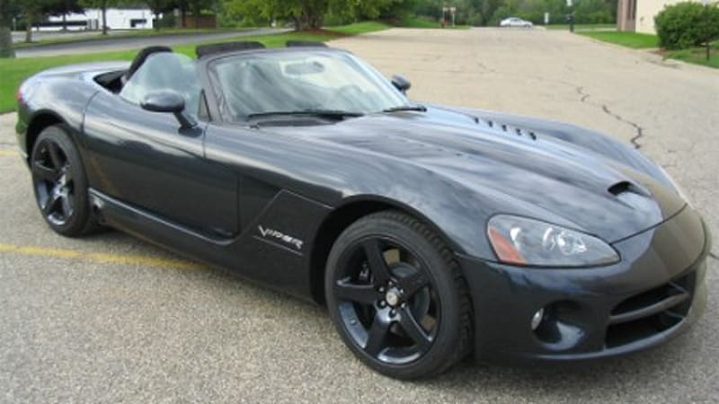 No One Buys A Viper To Blend In To Traffic. PREFIX, In Partnership With  Chrysler Corporation, Has Put Together What Might Be The Most Ostentatious  Viper ...