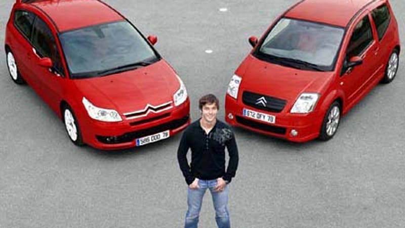 Rallying to the cause: Citroen announce