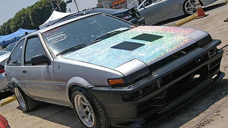 RR of the Day: AE86 goodness | Autoblog