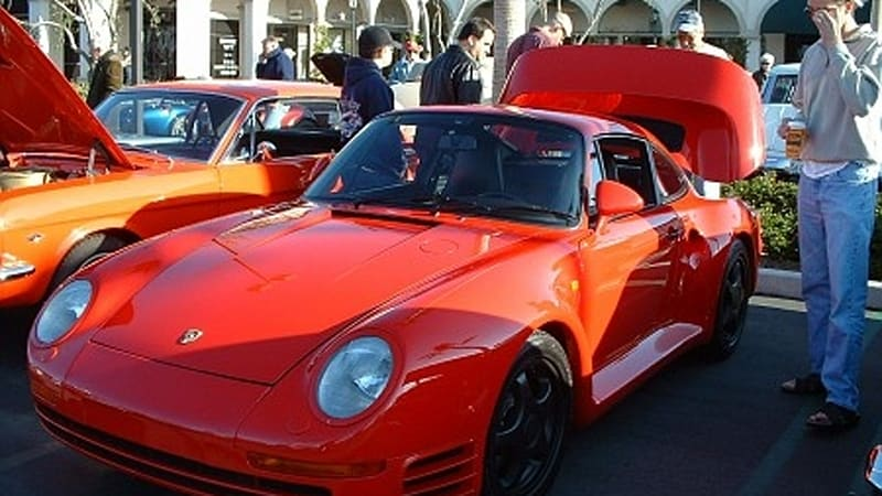 Bill Gates Porsche 959 To Become Enemy Of The State
