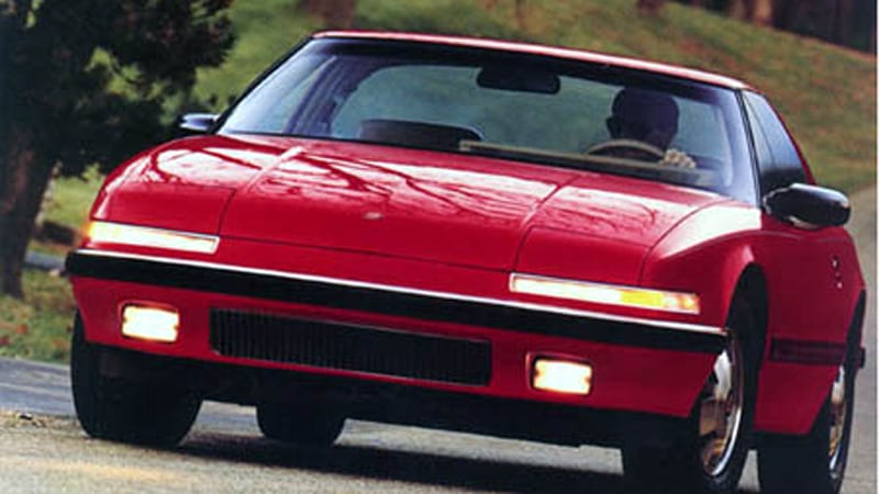 Future classics 1988 91 buick reatta autoblog i remember the one time i rode in a buick reatta it was bright red and had a beige leather interior its notchy silhouette flashed up to the curb on alloy publicscrutiny Gallery