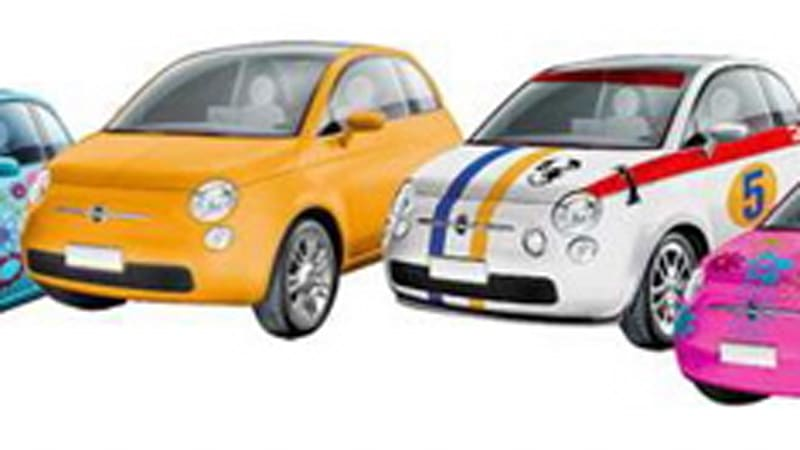 New Fiat 500 Small In Size Price Not So Much Autoblog