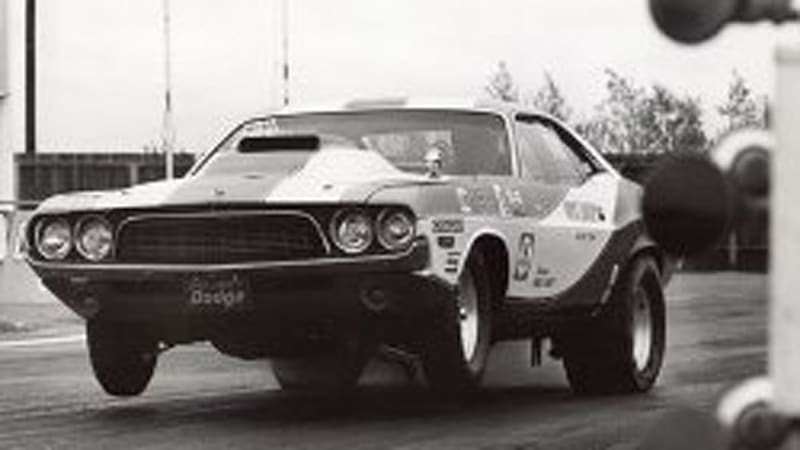 Drag-racing legend Dick Landy passes on to the big strip in