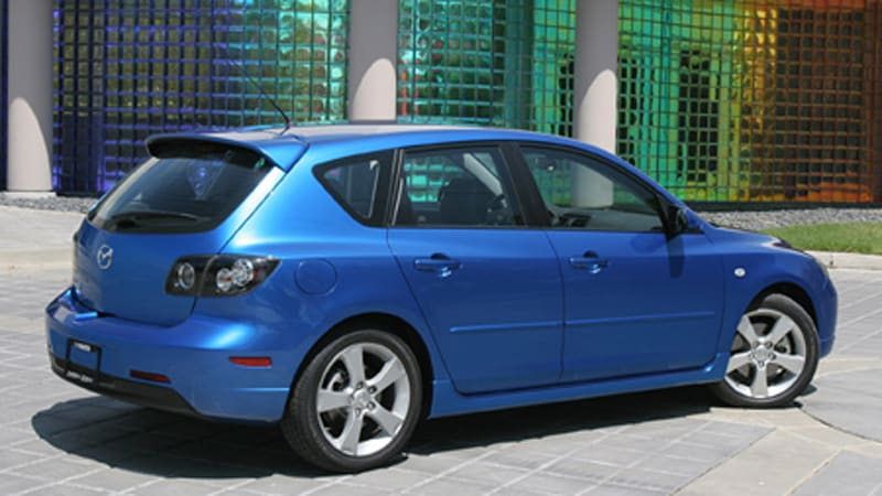 mazda3 may be vulnerable to break ins autoblog. Black Bedroom Furniture Sets. Home Design Ideas