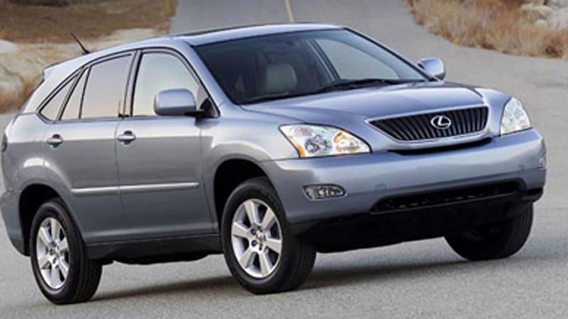 Lexus Has Announced Pricing For The 2008 Lexus RX 350. The Perennial  Best Seller Will Carry Carry Over 2007 Prices With An Entry Fee Of $37,400  For The ...