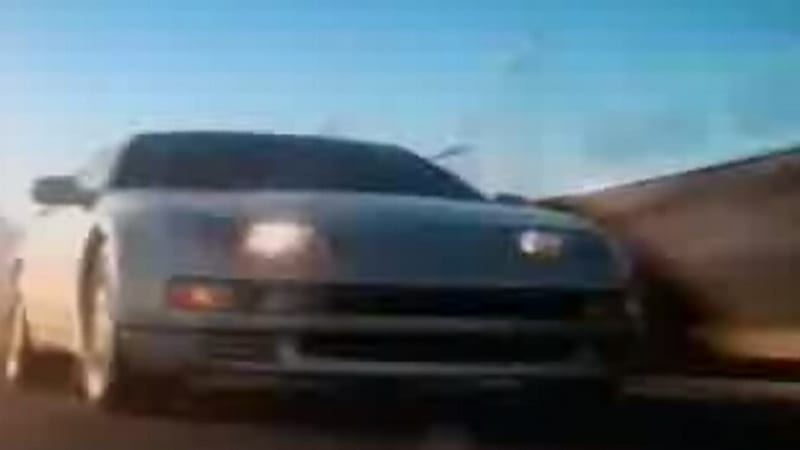 Super Bowl Xxiv Nissan 300zx Twin Turbo Commercial By Ridley Scott