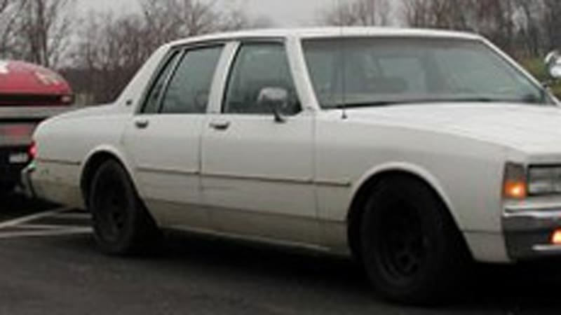 exclusive range online shop best shoes Beater of the Day: 1989 Chevrolet Caprice 9C1 Police Package ...