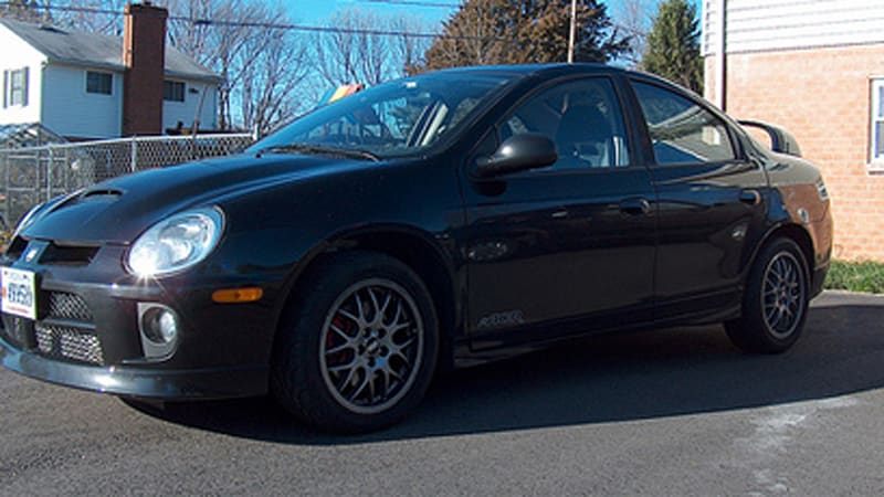 rr of the day 2005 dodge srt 4 acr edition autoblog. Black Bedroom Furniture Sets. Home Design Ideas