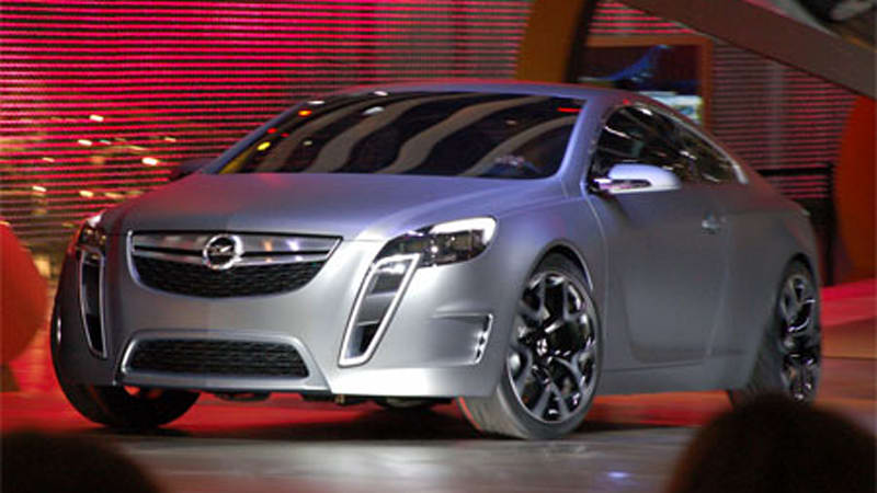 Live From Geneva Its The Opel Gtc Concept Autoblog