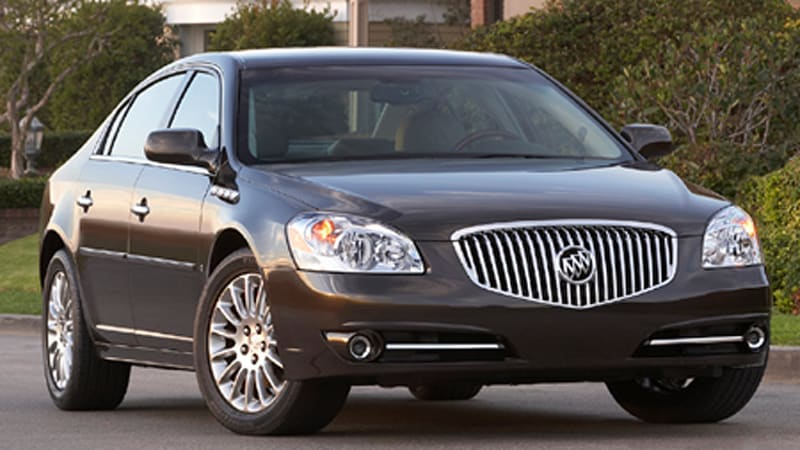 new york preview 2008 buick lucerne super not as super as lacrosse 2009 Buick Lucerne Super new york preview 2008 buick lucerne super not as super as lacrosse autoblog