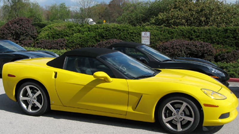 2008 Chevy Corvette revealed with new 6 2L LS3 V8 and up to