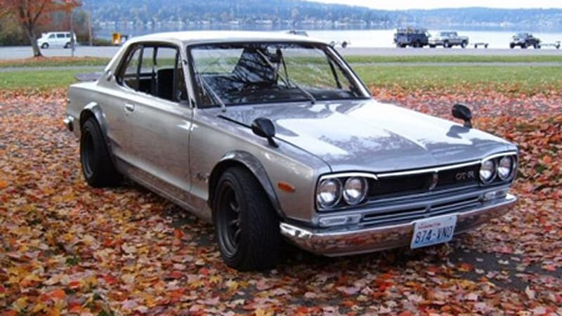 Who Cares If Its A Clone 1971 Datsun Skyline Gt R Autoblog