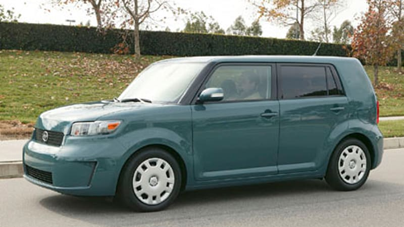 Scion Announces Xb Pricing Starts At 15650 Autoblog