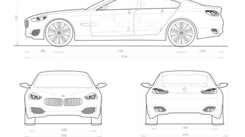 Even more details on the BMW Concept CS, including VIDEO and ...
