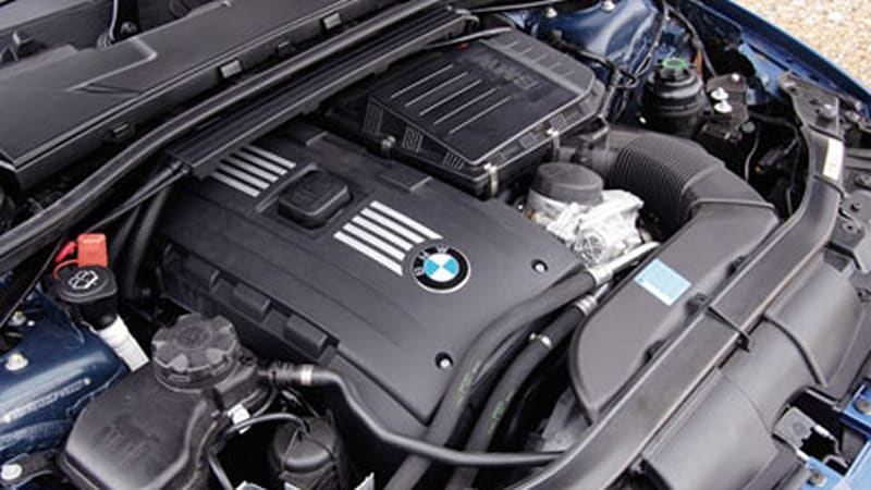 BMW Wins Third International Engine Of The Year Award In A Row - 2007 bmw 335i twin turbo