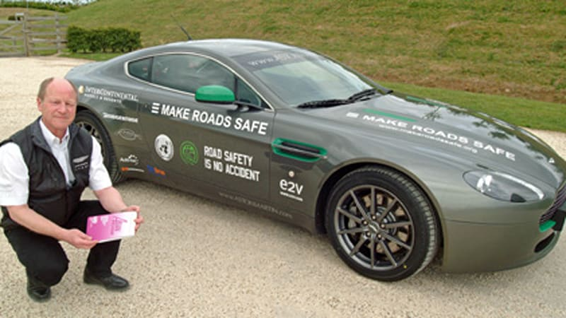Aston Martin Project 30 000 Car Will Drive From Tokyo To London Autoblog