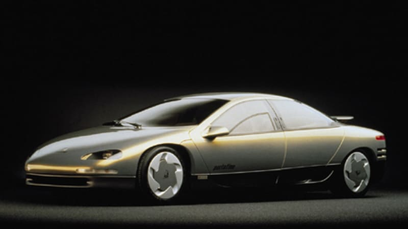 Chrysler Celebrating 20 Years Of Modern Concept Vehicles Autoblog