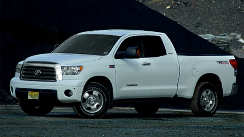 In the Autoblog Garage: 2007 Toyota Tundra Limited | Autoblog