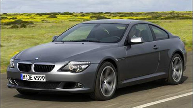 bmw 6 series facelift in full view autoblogBmw 650 Together With Trailing Edge Dimmer Switch On Led And Switch #5