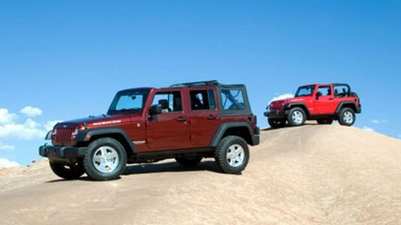 While The Recent Success Of Wrangler Unlimited Bodes Well For Jeep And Its Continued All Things Off Road Nhtsa Is In Midst