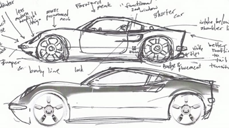 Amateur car design: How fast do your dreams go?
